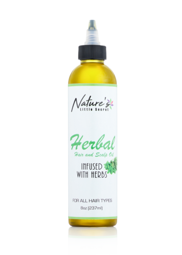 Herbal Hair and Scalp Oil
