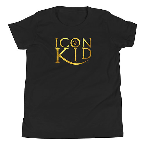 Icon Kid Youth Short Sleeve T-Shirt