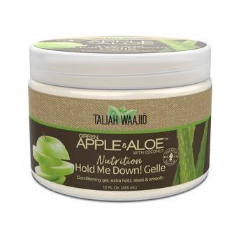 Green Apple & Aloe Nutrition Hold Me Down! Gelle 12oz