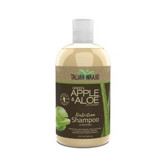 Green Apple And Aloe Nutrition Shampoo 12oz
