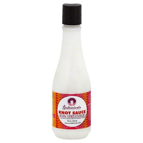 Soultanicals Knot Sauce Coil Detangler, 8 oz