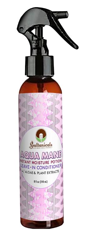 Soultanicals Aqua Mane Instant Moisture Leave-In Conditioner 8 oz