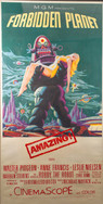 anonymous, Forbidden Planet, Lithograph