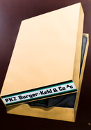 Quing, PKZ Burger, lithographic poster,