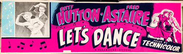 anonymous, Fred Astaire - Lets Dance, li