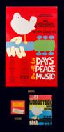 ARNOLD SKOLNICK,Woodstock,lithograph,36