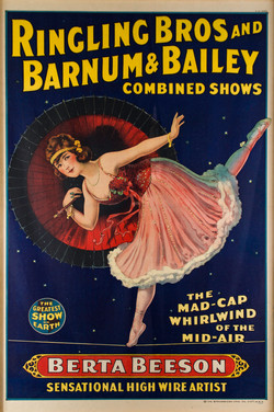 anonymous, Ringling Bros.and Barnum & Ba