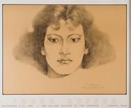 Pegge Hopper, untitled signed offset lit