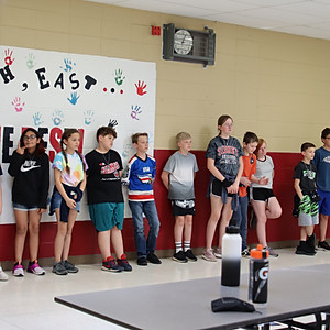 Wellness Day at West Elementary by Racheal Linden