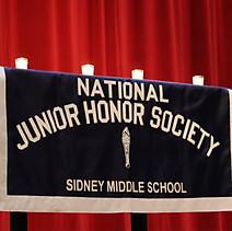 National Junior Honor Society Installation