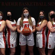 Senior Lady Raider Basketball