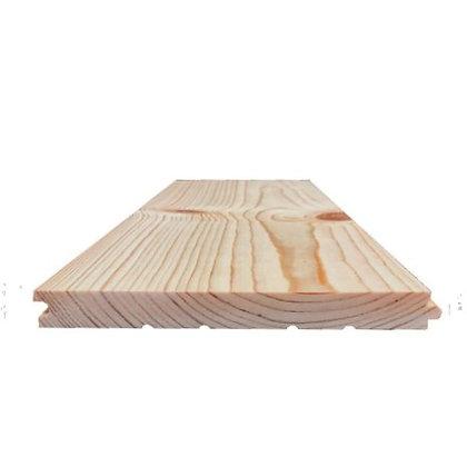 1x6 Tight Knot Pine T&G Flooring