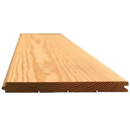 """Sample Box 8-5/8"""" Wide Plank Doug Fir T&G Flooring Mix Grain"""