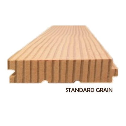 "3-1/4"" VG Doug Fir T&G Flooring Standard Grain"