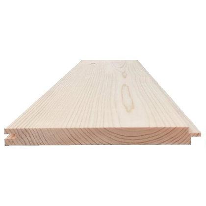 """Sample Box 6-5/8"""" Tight Knot Pine T&G Shiplap"""