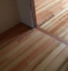Old Flooring VS New Flooring