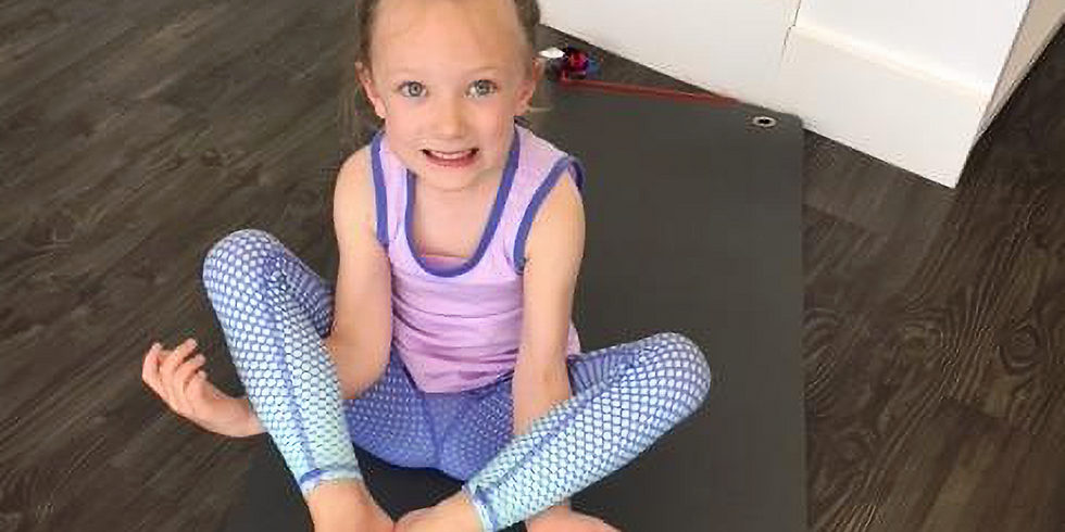 WINTER SESSION: Young Rockin' Yogis: Ages 5-7