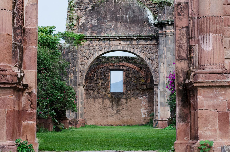 El Templo Inconcluso de la Preciosa Sangre es de los sitios desconocidos en Jalisco.