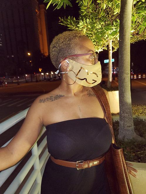 Cheetah D&G Mask