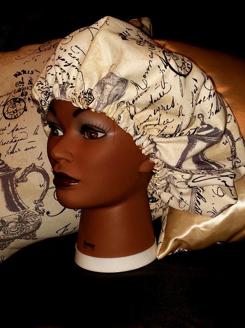 French Connection Bonnet/ Pillow Set
