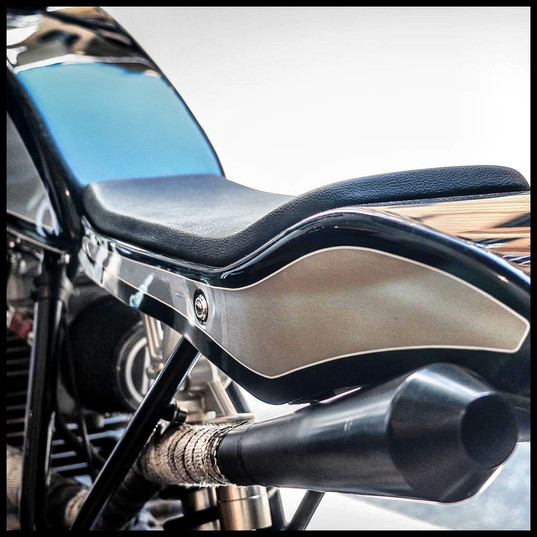 DREAM'S TRACKER | IDM ITALIAN DREAM MOTORCYLE