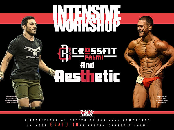 WORKSHOP CROSSFIT AND AESTHETIC PALMI fb