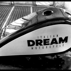 DREAM'S TRACKER | IDM ITALIAN DREAM MOTORCYLE