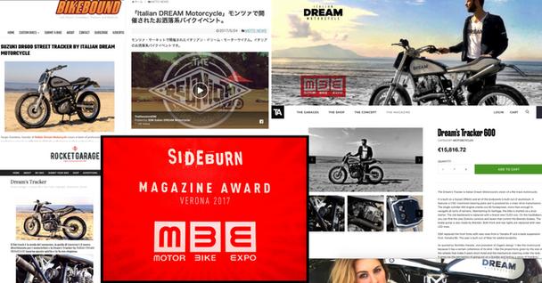 SUZUKI DREAMS TRACKER FLAT TRACK MEDIA 3