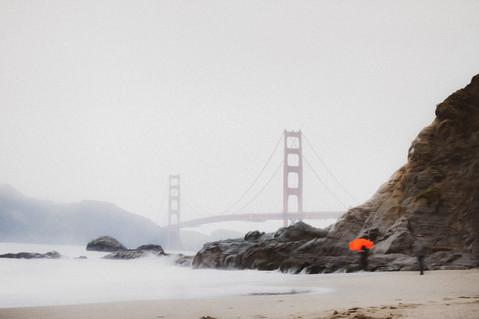 Golden Gate Bridge - San Francisco - CA