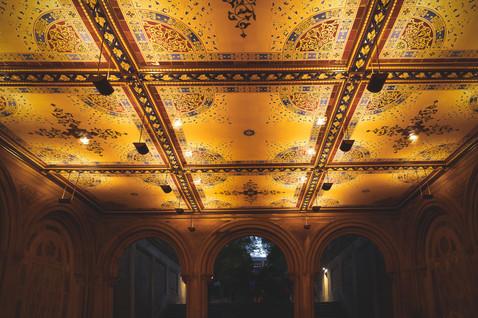 Bethesda Arcade - Central Park - NY