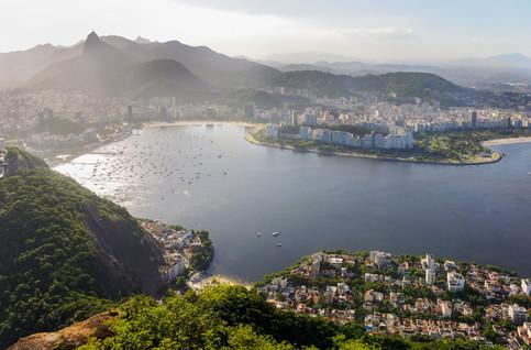 Baia de Guanabara - Rio de Janeiro - Brasil