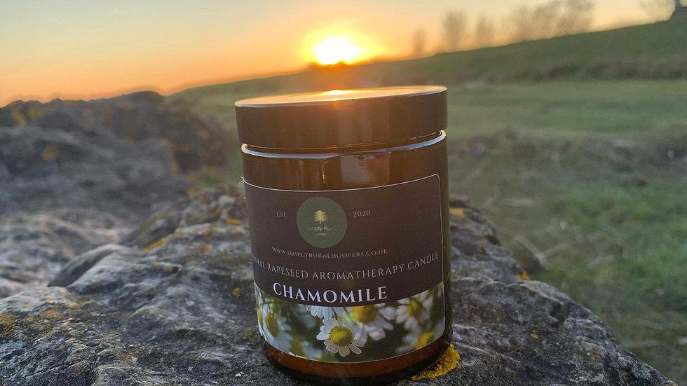 Chamomile Rapeseed Aromatherapy Candle