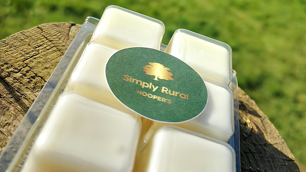 Spring Time Soy wax melt block