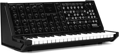 Electronic music artist | Lowfish | Korg MS 20