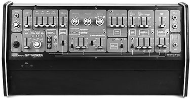 Electronic music artist | Lowfish | Roland system 100 model-102 analog synthesizer