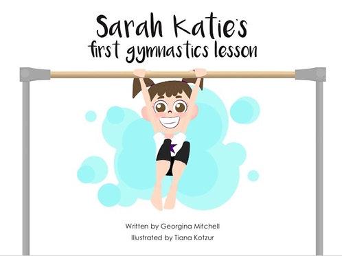 Book 2: Sarah Katie's first gymnastics lesson