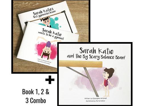 Book 1,2 & 3 Combo