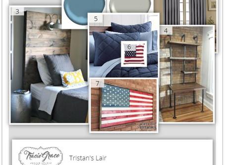 All American Teen Boy's Room