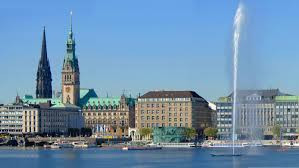 Hamburg and traveling and good people to be around........