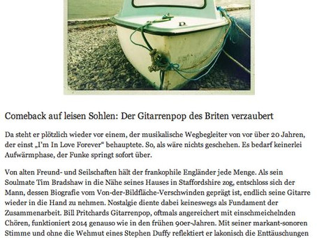 4 star Rolling Stone Germany review!!!!!