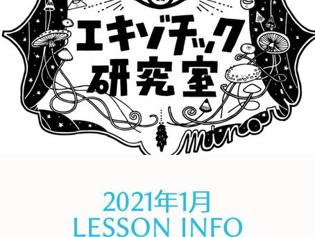 2021.1 lesson info