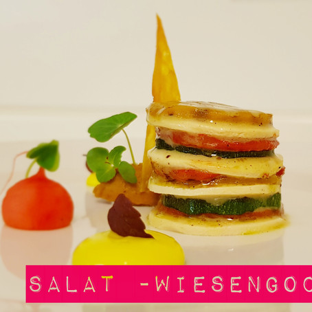 Salat vom Wiesengockel