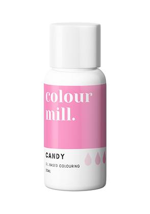 candy colour mill, colour mill, candy colour mill oil based colouring, candy colour mill 20ml, colour mill 20ml. bottle