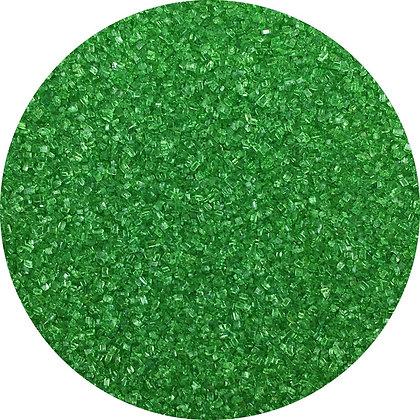 Celebakes Emerald Green Sanding Sugar, 4 oz. (1/2 cup)