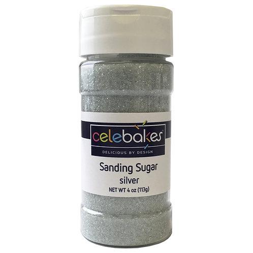 Celebakes Silver Sanding Sugar