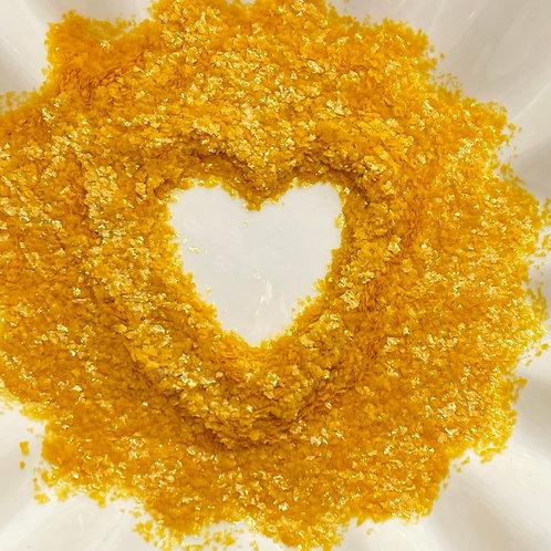 Celebakes Gold EDIBLE Glitter, .25 oz.