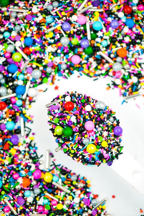 Sweetapolita GLAM ROCK Twinkle Sprinkle Medley, 4 oz. (1/2 cup)