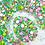 Thumbnail: Sweetapolita GARDEN PARTY Twinkle Sprinkle Medley, 4oz. (1/2 cup)