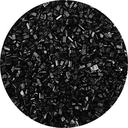 Celebakes Black Sugar Crystals, 4 oz. (1/2 cup)
