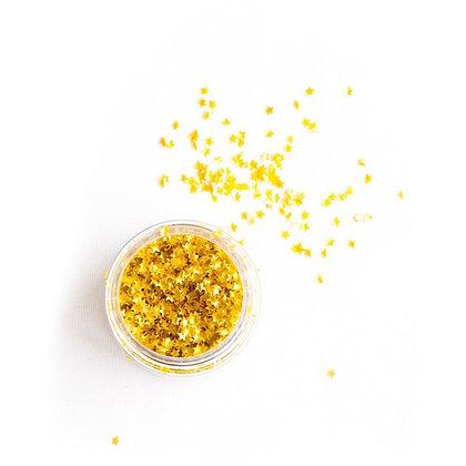 Sweetapolita Edible Gold Metallic Stars